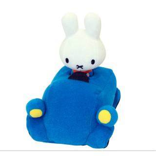 Miffy Plüsch Auto