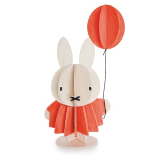 Do-it-Yourself Miffy mit Ballon