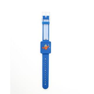 Miffy Sicherheitsarmband blau - mit wasserfestem Stift