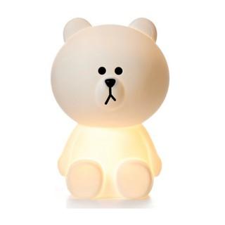 Bärenlampe Brown XL