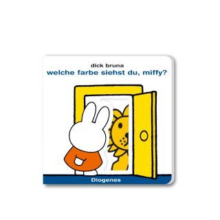 """Buch """"Welche Farbe siehst du, Miffy?"""""""
