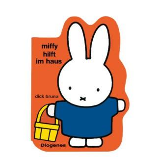 """Buch """"Miffy hilft im Haus"""""""