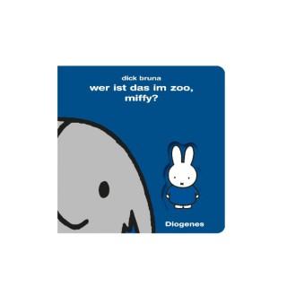 """Buch """"Wer ist das im Zoo, Miffy?"""""""