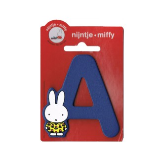 Miffy Buchstabe A