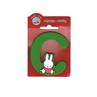 Miffy Buchstabe C