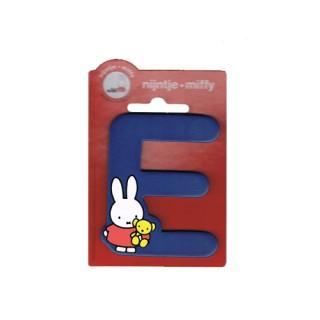 Miffy Buchstabe E