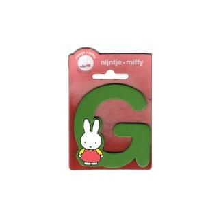 Miffy Buchstabe G