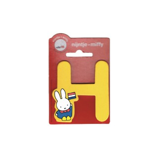 Miffy Buchstabe H