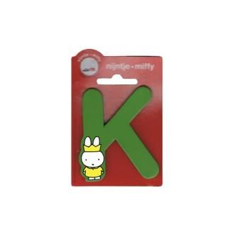 Miffy Buchstabe K