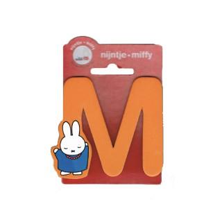 Miffy Buchstabe M
