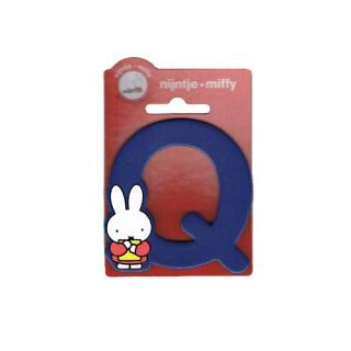 Miffy Buchstabe Q