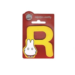 Miffy Buchstabe R