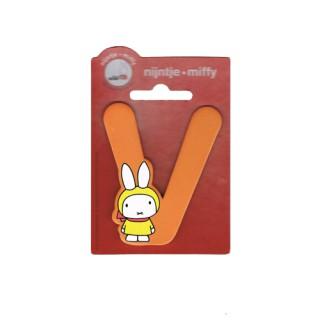 Miffy Buchstabe V