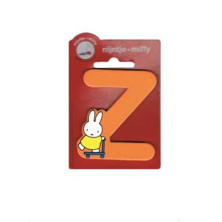 Miffy Buchstabe Z