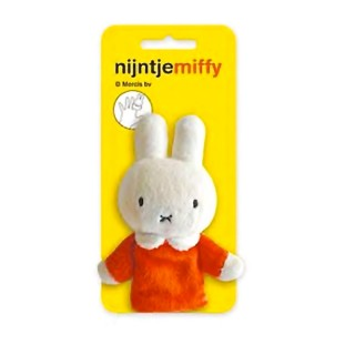 Miffy Fingerpuppe orange