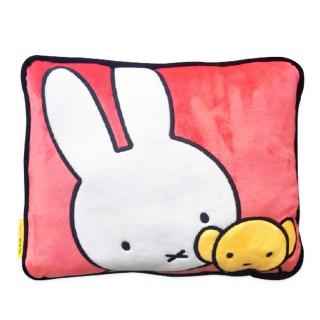 Kissen - Miffy mit Bär
