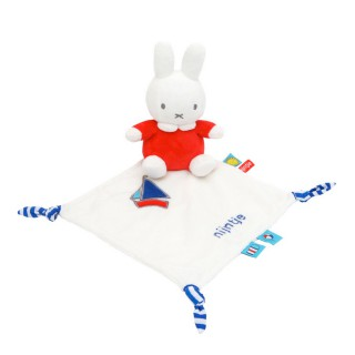 Miffy Kuscheltuch sailor