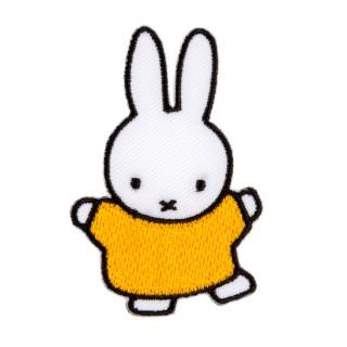 2 in 1 Bügelbild-Sticker Miffy tanzt