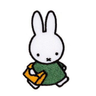 2 in 1 Bügelbild-Sticker Miffy mit Tasche