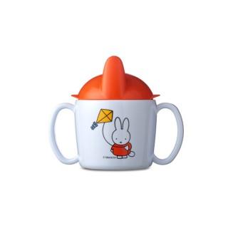 Lerntasse Miffy spielt