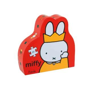 Puzzle Miffy auf dem Schloß