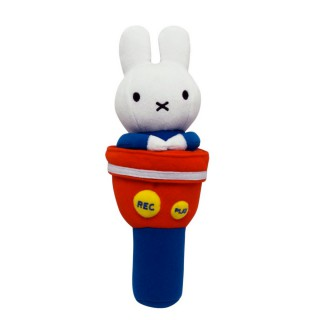 Miffy Plüsch Mikrofon