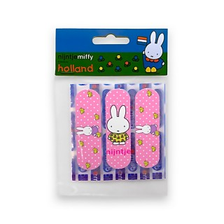 Miffy Pflaster Rosa