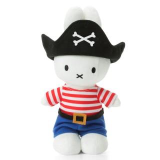 Miffy als Pirat