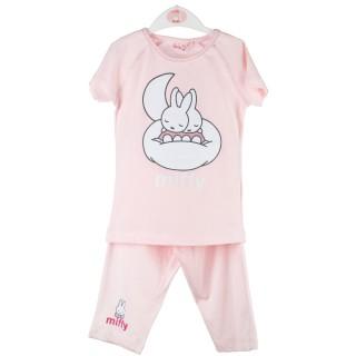 Miffy Pyjama - rosa