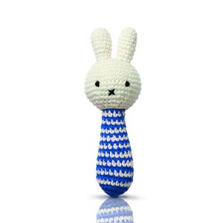 Strickmiffy Rassel blau