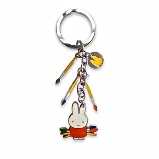 Miffy Schlüsselanhänger Kunst