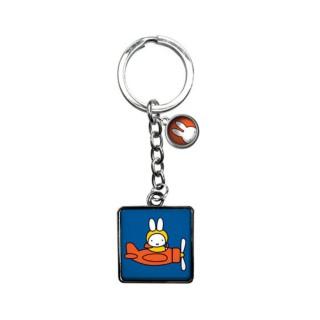 Miffy Schlüsselanhänger Pilot