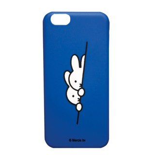 Miffy Smartphone-Hülle für iPhone 6 / 6s blau