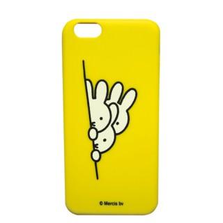 Miffy Smartphone-Hülle für iPhone 6 / 6s gelb