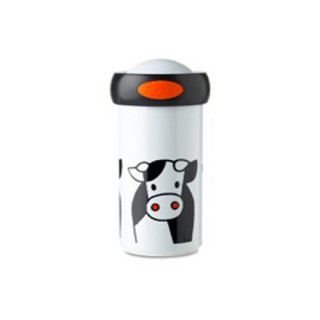 Verschlussflasche - Kuh