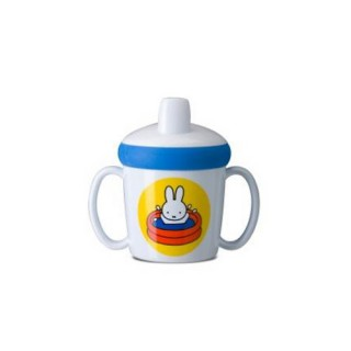 Lerntasse Anti-Tropf Miffy Travel