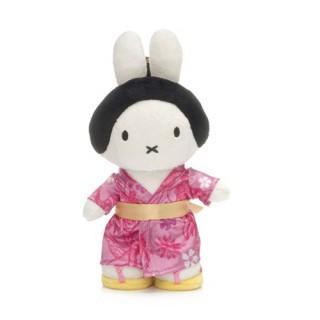 Miffy Japanisches Mädchen 23cm
