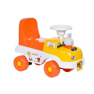Miffy Rutsch-Auto