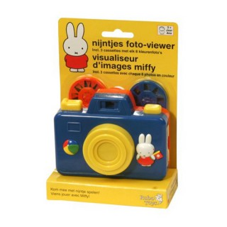 Miffy Foto Viewer blau