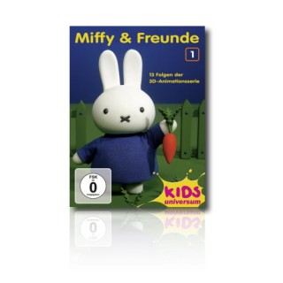 DVD Miffy & Freunde - Vol. 1
