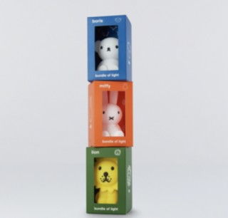 Miffy Mini-Lichter 3er-Set