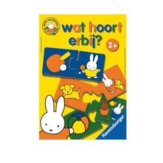 Miffy - Was gehört zusammen?