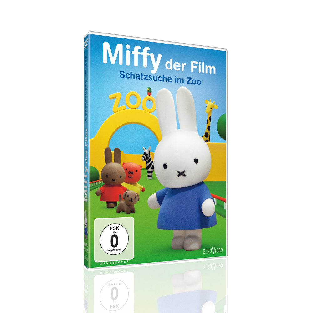 dvd miffy der film 11 224193. Black Bedroom Furniture Sets. Home Design Ideas