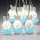 Miffy Lichterkette - blau