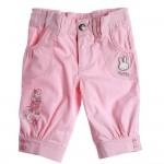 Miffy 3/4 Hose rosa - 94cm