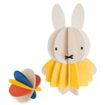 Do-it-Yourself Miffy mit Ball