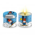 Miffy Teelicht Winterzeit