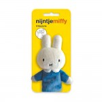 Miffy Fingerpuppe blau