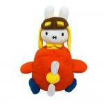 Miffy Plüsch Flugzeug