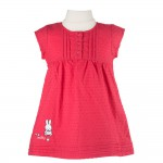 Miffy Sommerkleidchen - dunkelrosa Größe 74